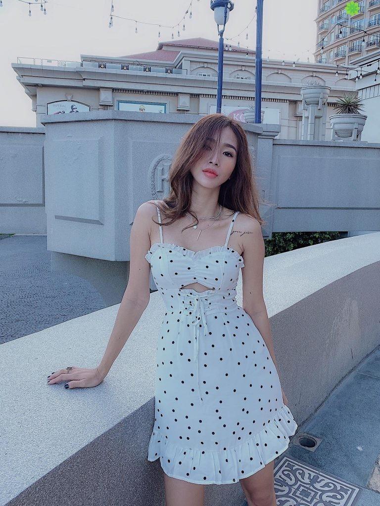 Trịnh Thúy Vân (Yoona Trinh) - chủ shop thời trang Yoona F&C