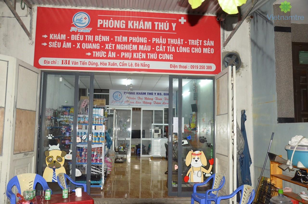 Phòng khám của Bác sĩ Giang tại Đà Nẵng.
