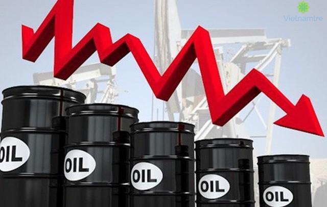 Ngày lịch sử: giá dầu thô thế giới rớt thê thảm dưới 0 USD/thùng