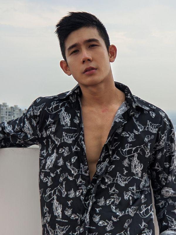 Hùng Phạm - chàng soái ca quê Quảng Ngãi
