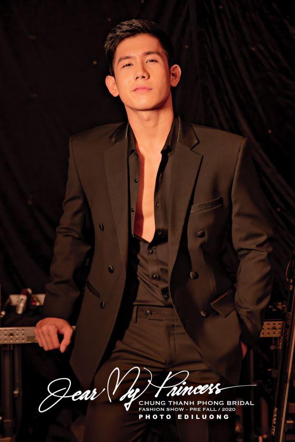 Hùng Phạm - diễn viên chuyên nghiệp trong tương lai
