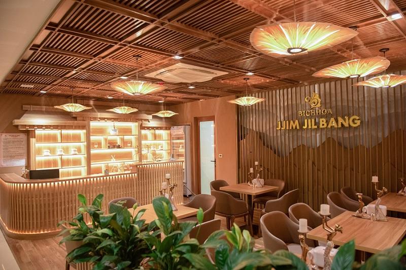 Không gian Jjim Jil Bang tại thẩm mỹ viện Bích Hòa cơ sở 3