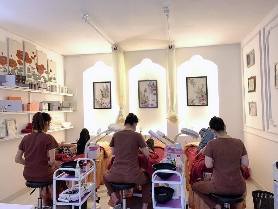 Thu Ngân Permanent Makeup – Spa – Beauty- Nơi niềm tin phái đẹp được gửi trao
