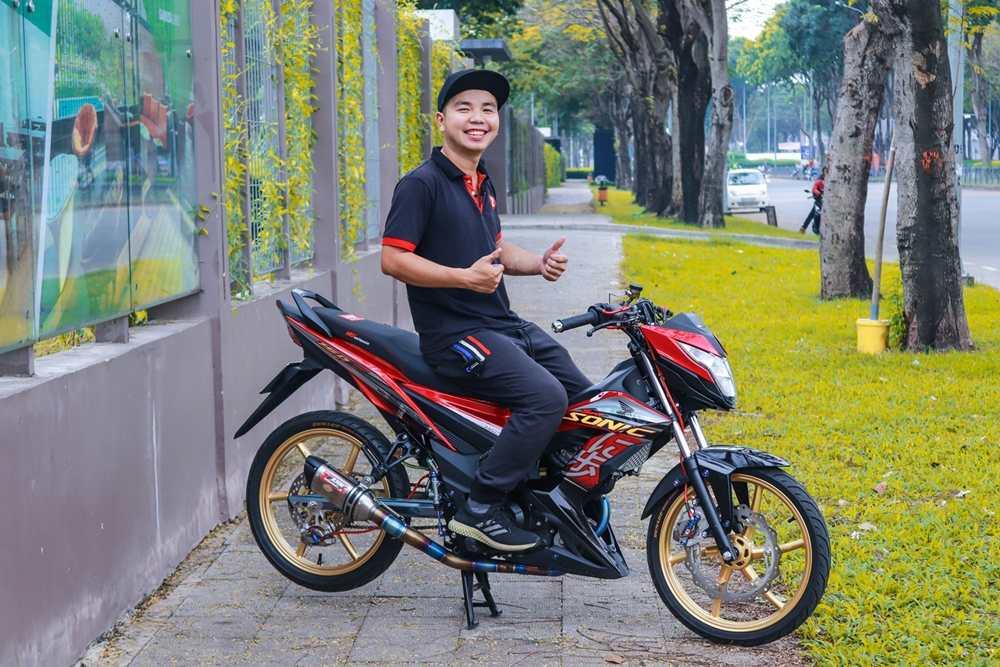 Những mẫu xe ưa thích của anh Huỳnh Hoàng Huy