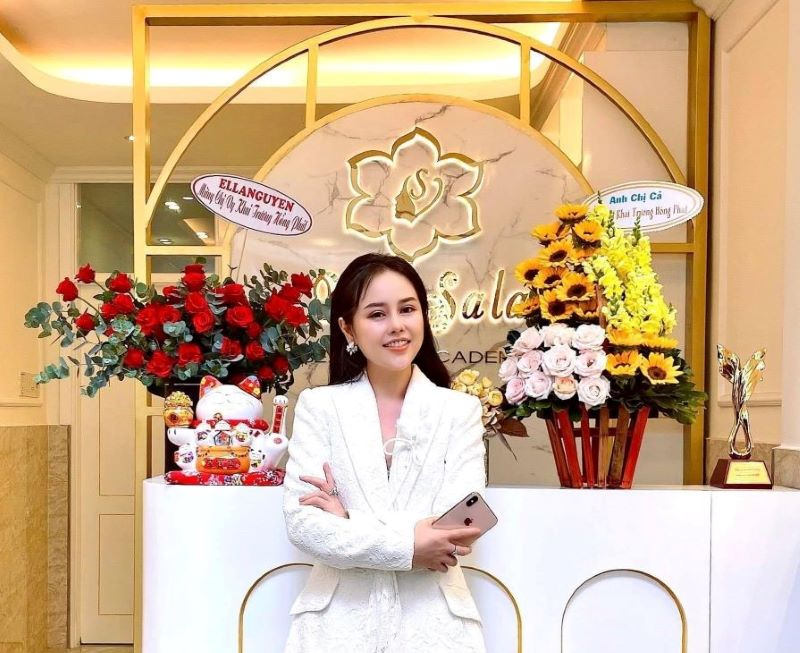 CEO Vy Vy – Khởi nghiệp thành công cùng thương hiệu VySala