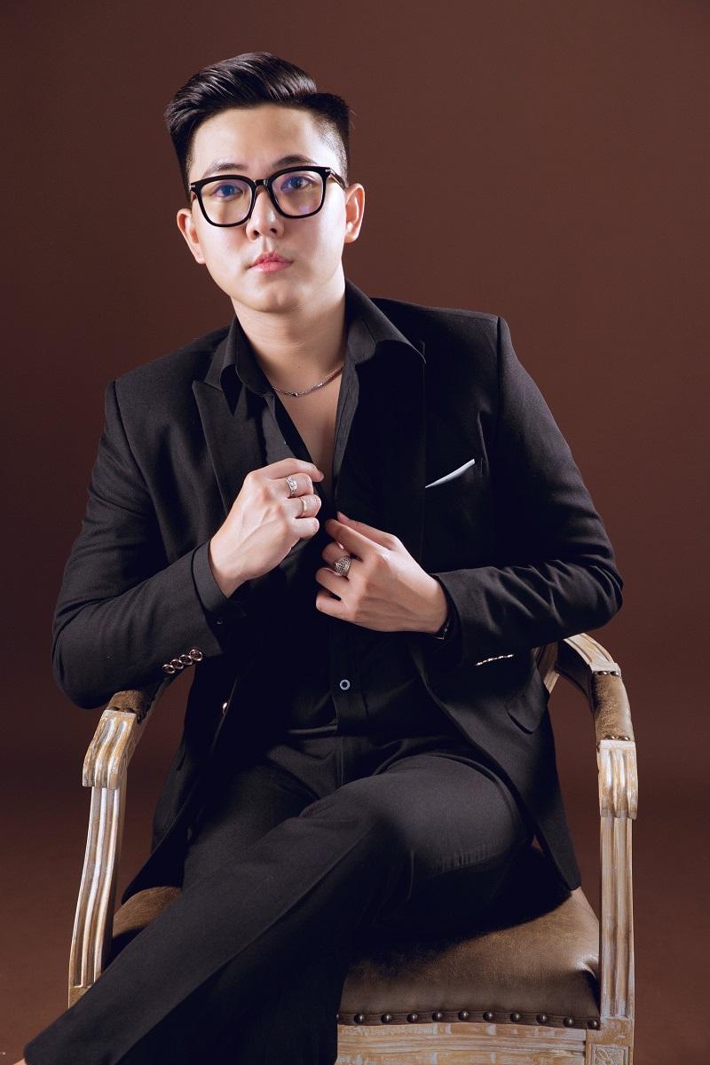 Chân dung Master Anh Nam Trần - người sáng lập thương hiệu phun xăm thẩm mỹ Na Beauty Academy