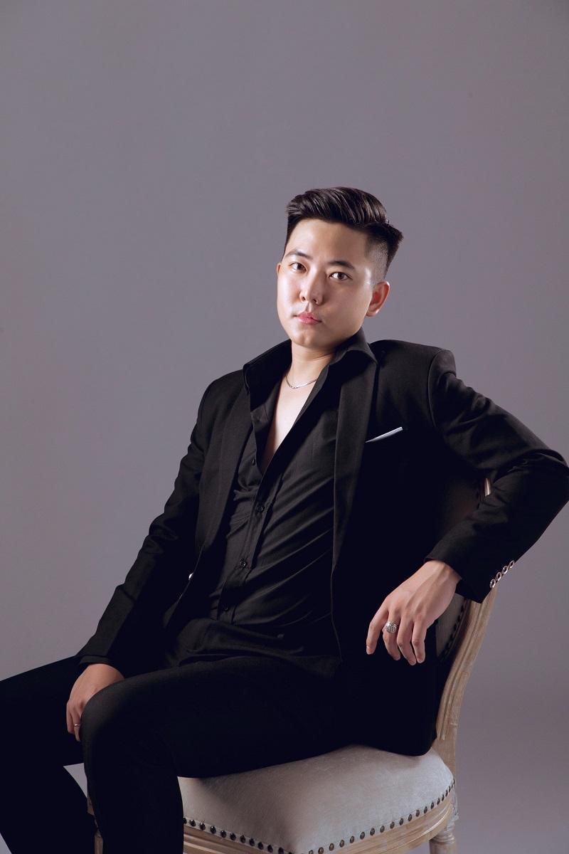 Anh Nam Trần đã đạt nhiều thành tựu cho bản thân mình