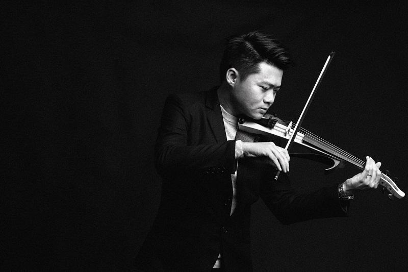 Nghệ sĩ violin Anh Thái - đam mê dẫn lối thành công