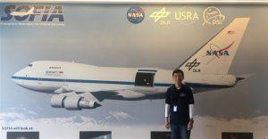 Chàng trai nghèo từ Phú Yên đến NASA