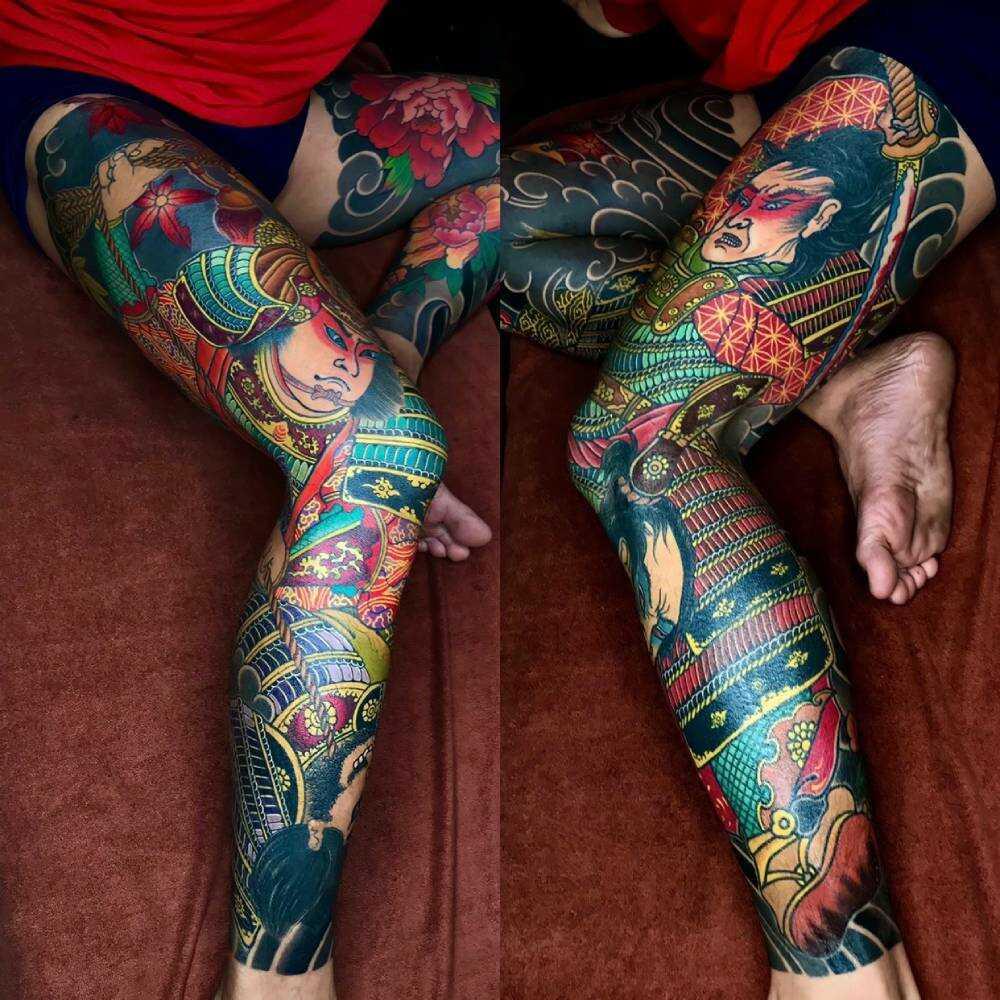 Anh mong muốn phát triển Tattoo nước nhà