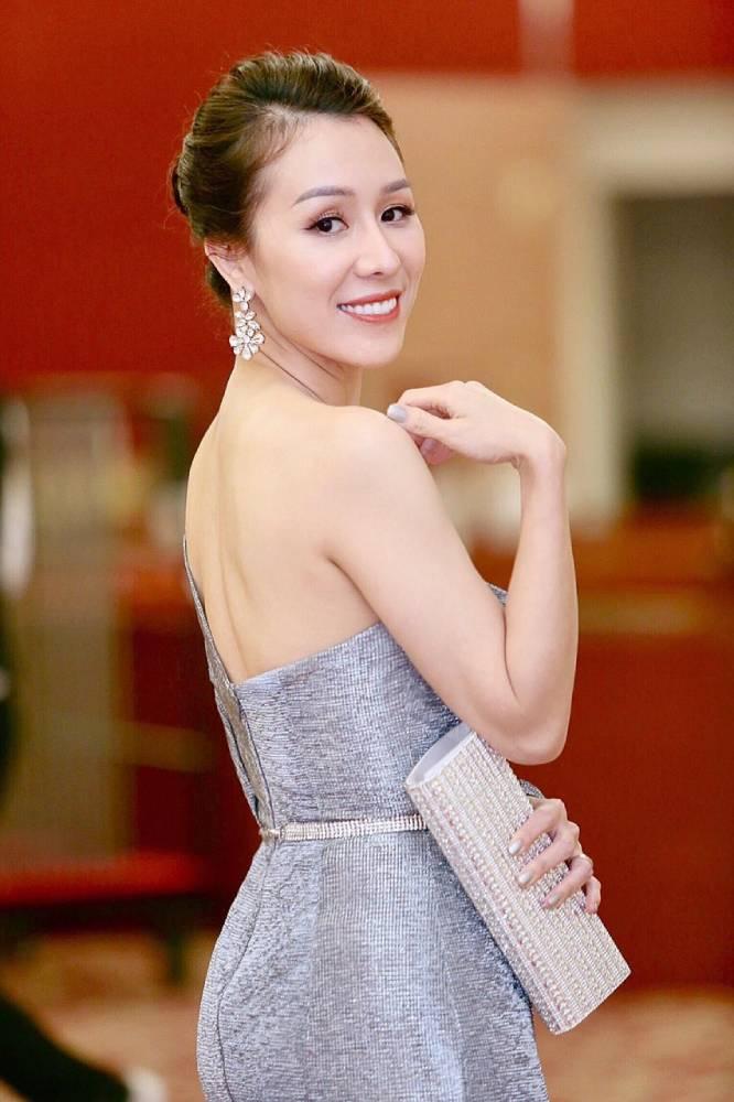 Chân dung của nữ doanh nhân Nguyễn Ngọc Ly