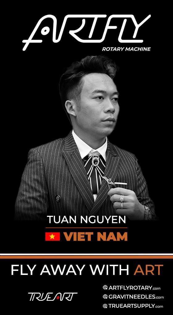Tuấn Nguyễn - Chàng trai đầy tài năng và bản lĩnh
