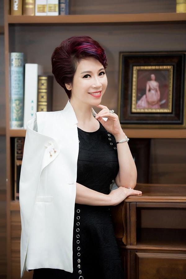 Nguyễn Thị Bích Hòa - Nữ doanh nhân tài ba, mang sứ mệnh mang đến vẻ đẹp hoàn mỹ cho hàng triệu phái nữ
