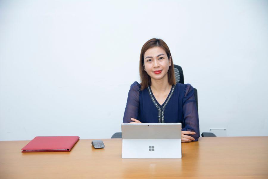 Vũ Thị Mai Hương, CEO, Tổng Giám Đốc Tâm Lợi Foods hiện nay
