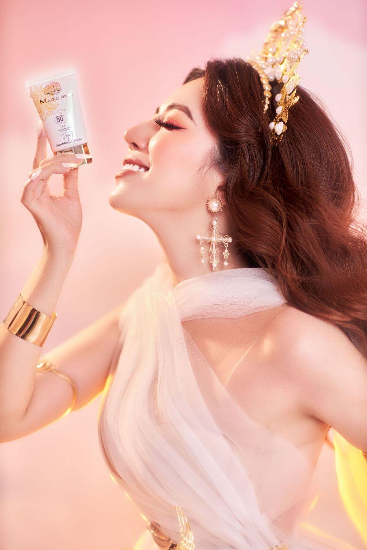 CEO Magic Skin - doanh nhân Đào Minh Châu có thương hiệu hình ảnh rất tốt trong nhiều năm qua