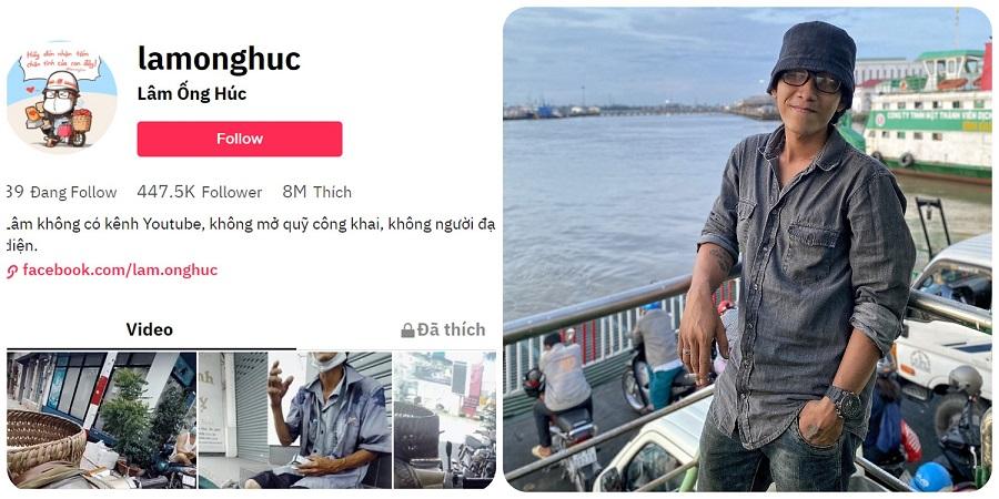 Lâm Ống Húc mang niềm vui lan tỏa khắp Sài Gòn